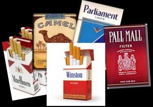 5 Cigarettes montage